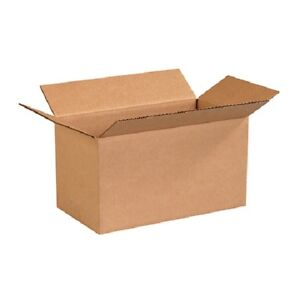 9 X 5 X 5 Shipping Cartons Boxes 50 lot