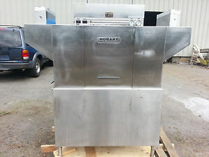 Hobart C44a Conveyor Dishwasher Right To Left