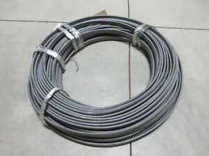 Uf b Wire Burial 8 3 Awg Gauge 200 Ft Insulated Electrical Power Copper Feeder
