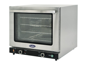Atosa Crc 50s Half size Countertop Convection Oven W Broiler Steam Injection