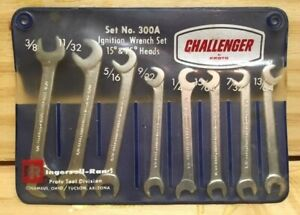Ignition Wrench Set Proto challenger Vintage 8 Pc Set 300a