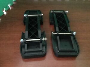 Dura Stilts Floor Plate With Sole For 1 Pair Of Walking Stilts