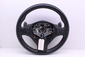 2014 Bmw X6m Steering Wheel With Paddle Shifters
