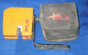Pls 180 Red Laser Level Tool Free Same Day Shipping