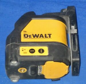 Dewalt Cross Line Laser Level Dw088 Free Same Day Shipping