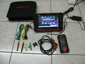 Snap On Verus Pro D10 Wireless Diagnostic Scanner 18 2 Eehd301 6