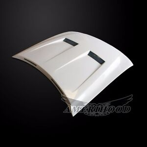 1999 2004 Ford Mustang Type 6 Style Functional Heat Extraction Hood Warranty