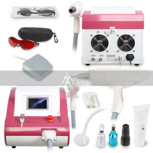 Q switch Yag Laser Tattoo Eyebrow Callus Removal Laser Tatoo Removal Machine Pro