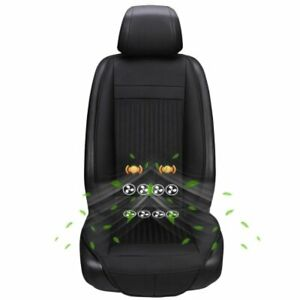 Seat Cover Refrigeration Blowing Cooling Massage Smart Car Seat Cushion