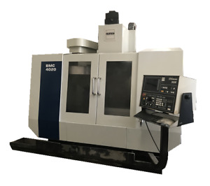 Hurco Bmc 4020 Used Cnc Vertical Machining Center