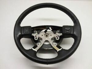 05 2005 Dodge Ram 1500 Steering Wheel Leather