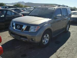 2006 Nissan Pathfinder Automatic Transmission 2x W O Off Road Package 144k