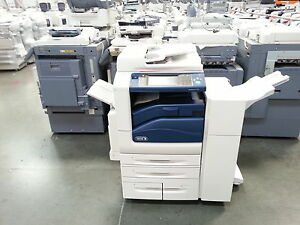 Xerox Workcentre 7525 Color Copier Multifunction System