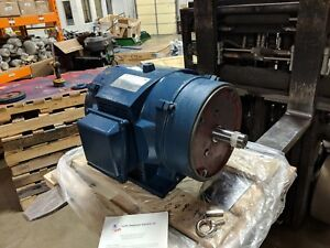 25 Hp Electric Motor 284tc 3 Phase 1775 Rpm Odp Cast Iron 208 230 460 New