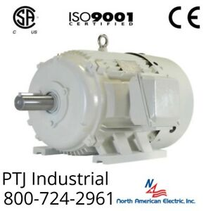 75 Hp Electric Motor 444t 3 Phase 1200 Rpm Oil Well Pump Design D Tefc