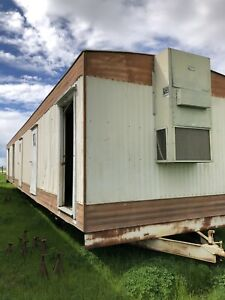 Mobile Office Trailer Tiny House Storage Guest House