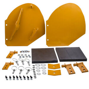 Pro Wings For Snow Plow Wings Extensions Works Only On Steel Moldboard Plows