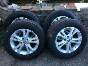 2012 Dodge Ram Rims And Tires 265 60 R18
