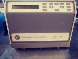 Perseptive Biosystems Uvis 205 Absorbance Detector 0205 9085
