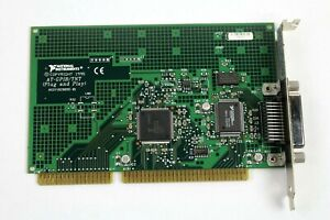 National Instruments At gpib tnt 182887e 01 Plug And Play Gpib Interface Card