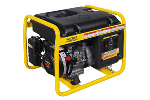 Wacker Neuson Gp2500a Portable Generator new 5200002844
