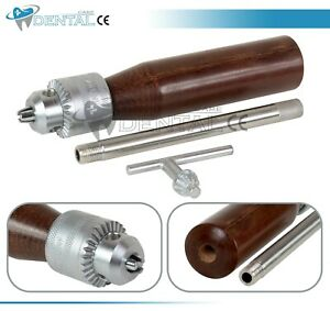 Orthopedic Hand Drill With Chuck Key Orthopedic Veterinary Surgery Instruments