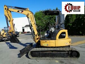 2011 Caterpillar 305 5d Cr Excavator auxiliary Hydraulics
