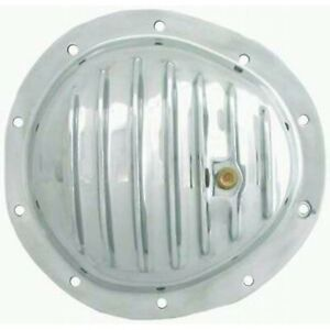 Racing Power Rpc R5077 Differential Cover Gm 10 Bolt Front Polished Aluminum I