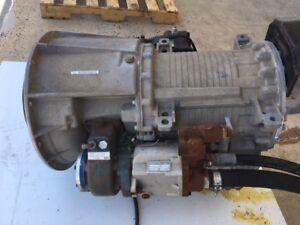 Used Allison Transmission 3500 With Twin Pto Twin Piston Pumps