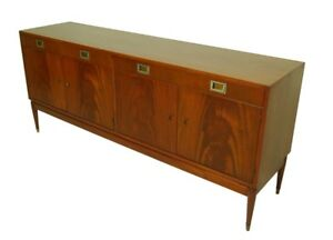 Mid Century Modern Credenza By Greaves Thomas Rosewood Afromosia Mahogany