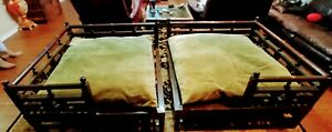 Chinese Opium Day Bed 19th Century Chinese Antiques Asian Antiques