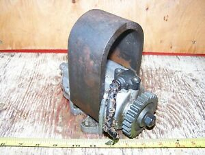 Old Fairbanks Morse Type R Z Hit Miss Gas Engine Magneto Steam Oiler Tractor