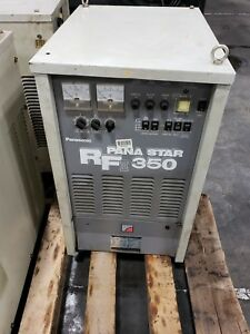 Panasonic Welding Dc Power Source Yd 350rf2 18kva 3 Phase 350a Pana Star 890dk