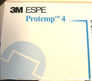 3m Protemp plus 4 A1 a2 a3 Temporary Crown Bridge Garant Dental 3 Boxes