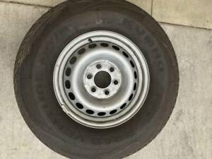 New Mercedes Sprinter 5 Wheels And Tires Kumho 245 75 R16 120 116s Rims