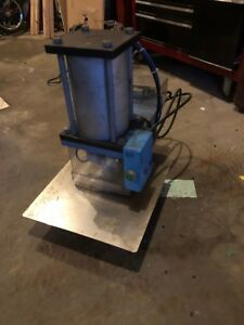 Fabco Pneumatic Punch Press Mp 6 X 2 3 1 Ff
