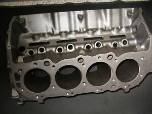 Ctw 402 Camaro Chevelle 3969854 Engine Block Standard Bore 4 125