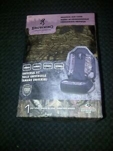 Browning Mossy Oak Break Up Infinity Pink Trim Universal Seat Cover Free Shippin