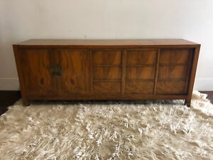 20th Century Chinoiserie Michael Taylor For Baker Far East Collection Sideboard