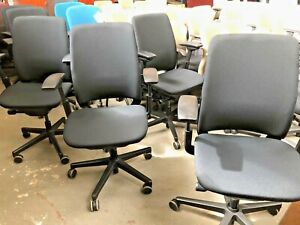 Executive Chair By Steelcase Amia fully Loaded 2015 Refurbished