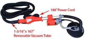 Electric Drywall Ceiling Sander Veriable Speed 2 000rpm Free Shipping