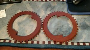 Ford 309 Planter Seed Plates 108951 A1 Sorghum Milo Okra Or Any Small Seed