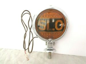 Yankee Bakup Back Up Slo Tail Light Fire Truck Rat Rod Motorcycle Bus Mancave