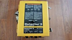 Data Instruments Detector 3 Light Curtain Controller 3lc bxqdh powers Up