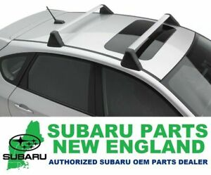 Genuine Oem Subaru Impreza Wrx Roof Rack Cross Bar Kit E361sfg402