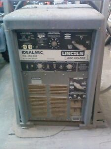 Lincoln Brand Welding Machine Arc Tig 300 300