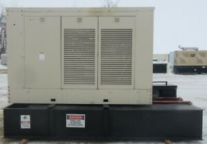 340 Kw Kohler Detroit Diesel Generator Genset 984 Hours Load Bank Tested