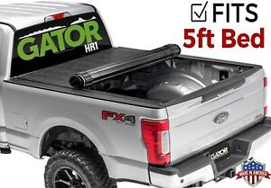 Gator Hr1 Hard Roll Up Tonneau Cover fits 2016 2019 Toyota Tacoma 5 Ft