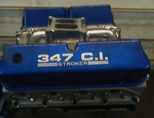 302w Ford 347 Stroker 425hp Forged Crate Engine Perfect Ac Cobra Kit Last One