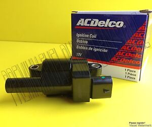General Motors Isuzu Workhorse Saab New Acdelco Oem Ignition Coil